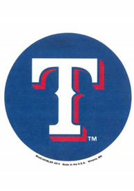 Texas Rangers 3inch Button