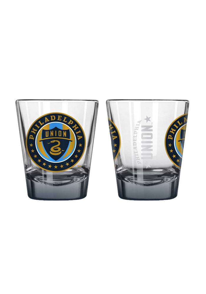 Philadelphia Union 2oz Elite Shot Glass