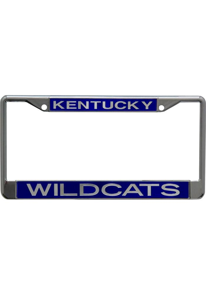 Kentucky Wildcats Team Name License Frame - Image 1