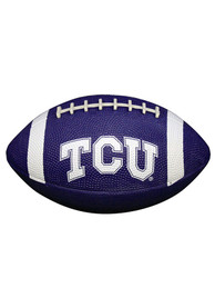 TCU Horned Frogs Mini Rubber Football
