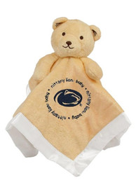 Penn State Nittany Lions Baby Security Bear Blanket - Brown