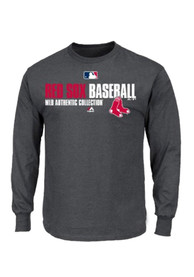 Boston Red Sox Youth Grey All Team Favorite T-Shirt