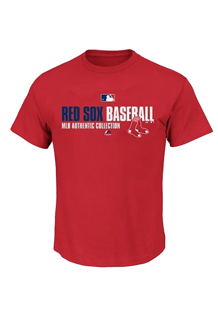Boston Red Sox Youth Red Youth Team Favorite T-Shirt