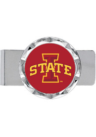Iowa State Cyclones Classic Money Clip - Red