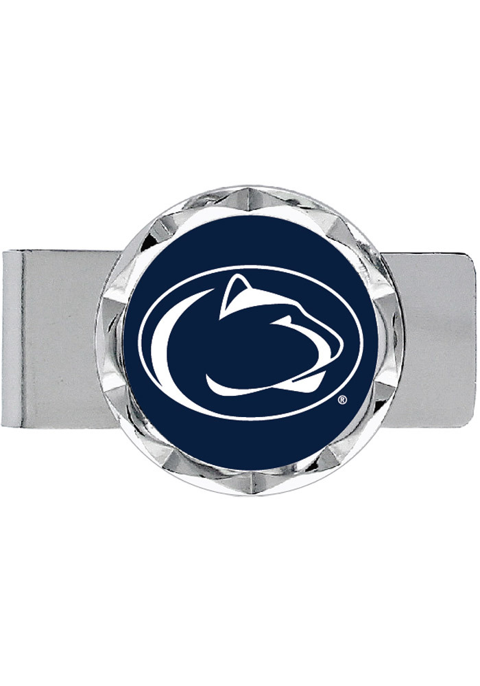 Penn State Nittany Lions Classic Mens Money Clip - Image 1