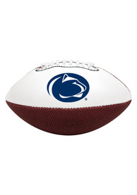 Penn State Nittany Lions Official Team Logo Autograph Football