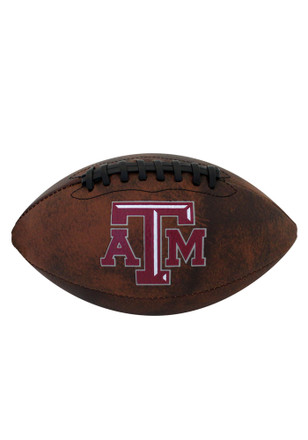 Texas A&M Aggies Mini Vintage Football