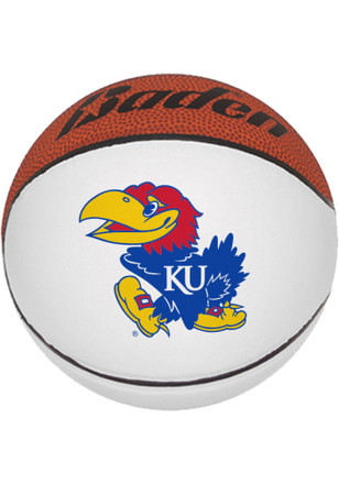 Kansas Jayhawks Mini Autograph Basketball