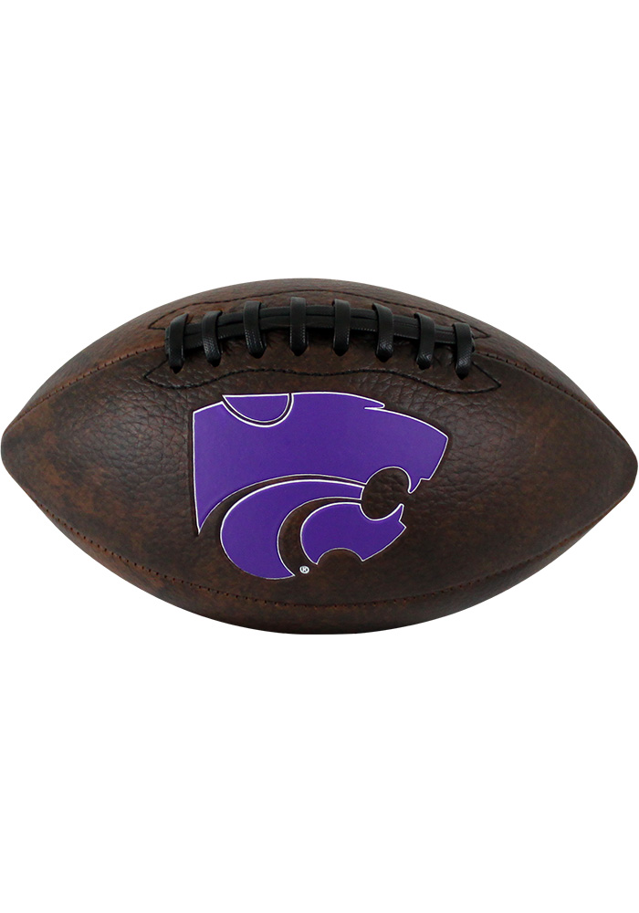 K-State Wildcats Vintage Football - Image 1
