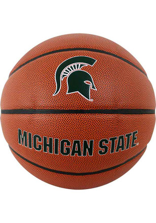 Michigan State Spartans Deluxe Basketball