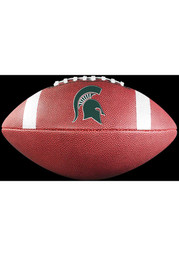 Michigan State Spartans Authentic Football