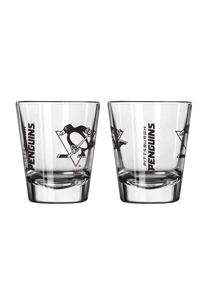 Pittsburgh Penguins 2oz Gameday Shot Glass 10160641