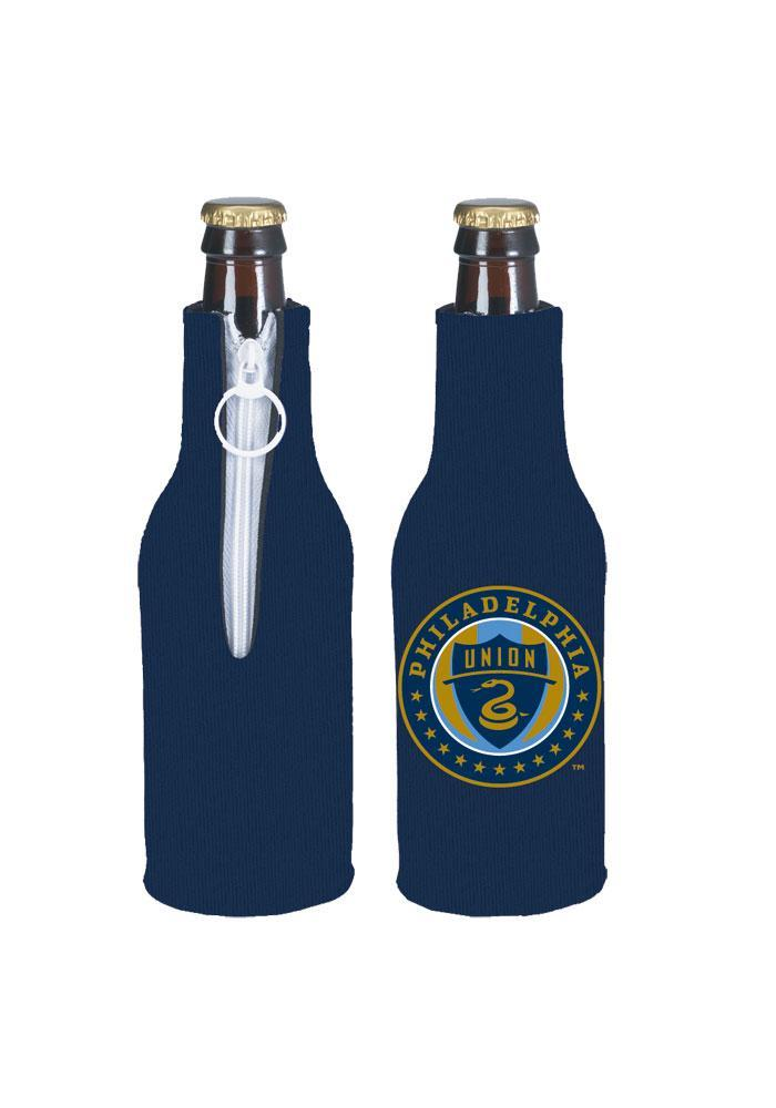 Philadelphia Union Navy Bottle Coolie