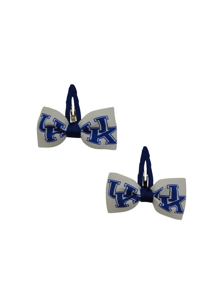 Kentucky Wildcats Clippies Baby Hair Barrette - Image 1