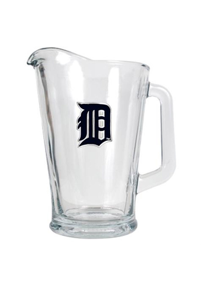 Detroit Tigers 64oz Glass Pitcher - Image 1