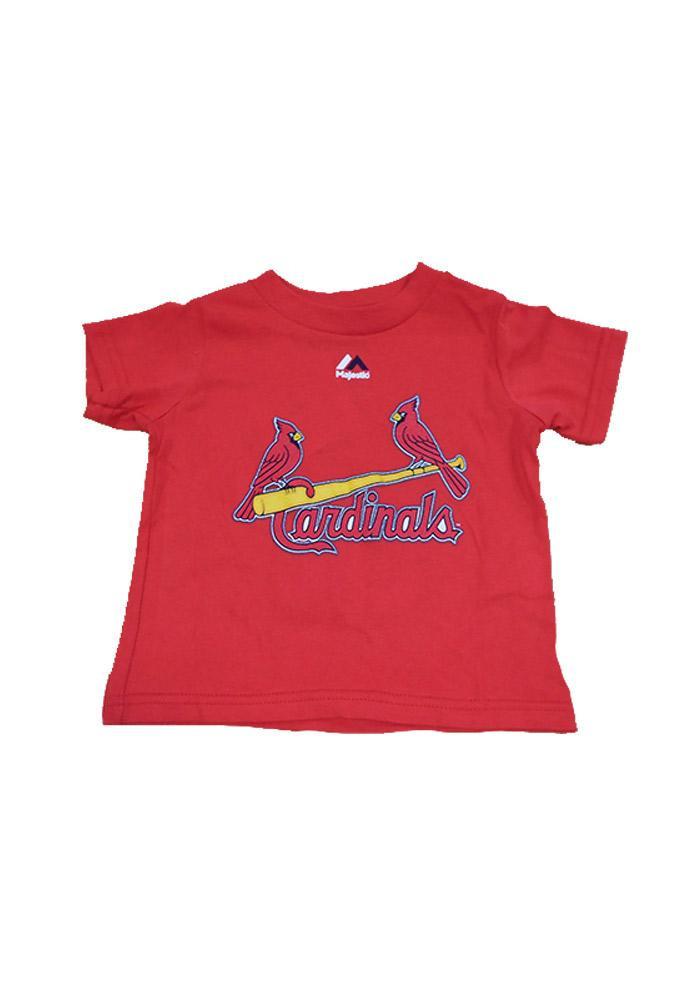 Michael Wacha St Louis Cardinals Red Infant Wacha T-Shirt Red - Image 1