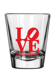 Love Philly Shot Glass