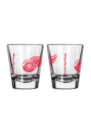 Detroit Red Wings 2oz Game Day Shot Glass
