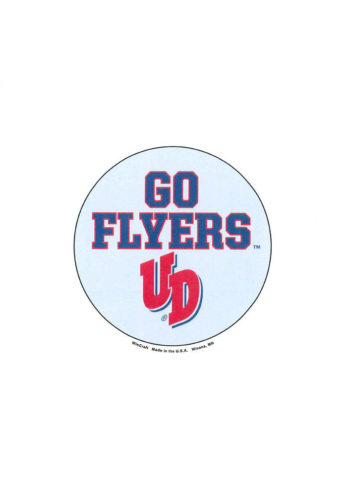 Dayton Flyers 3in GO Flyers Button - Image 1