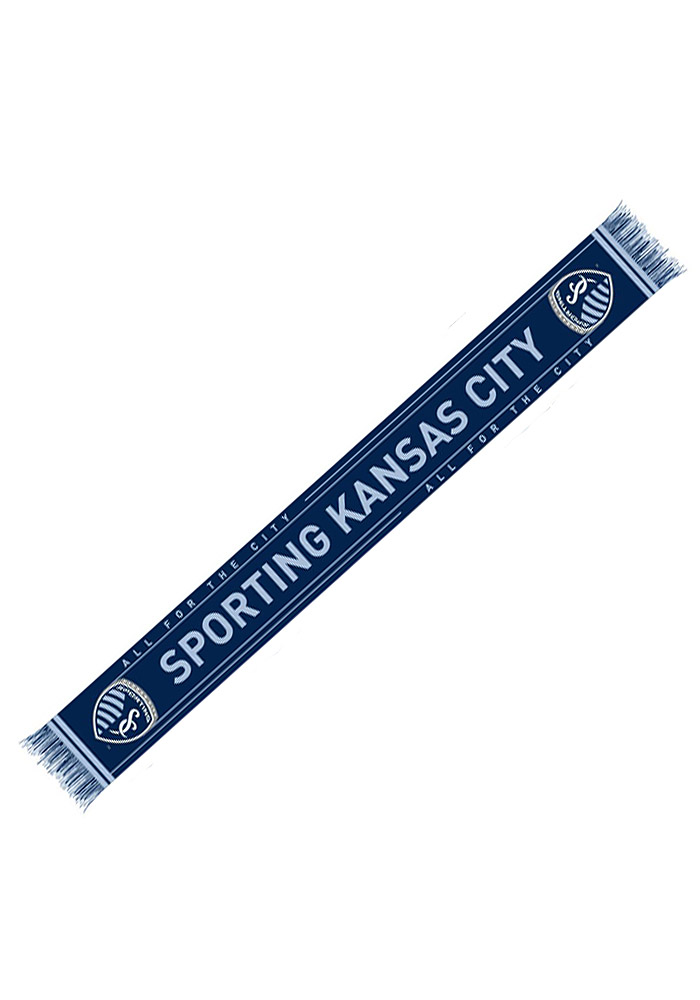 Sporting Kansas City All for the City Mens Scarf - Image 1