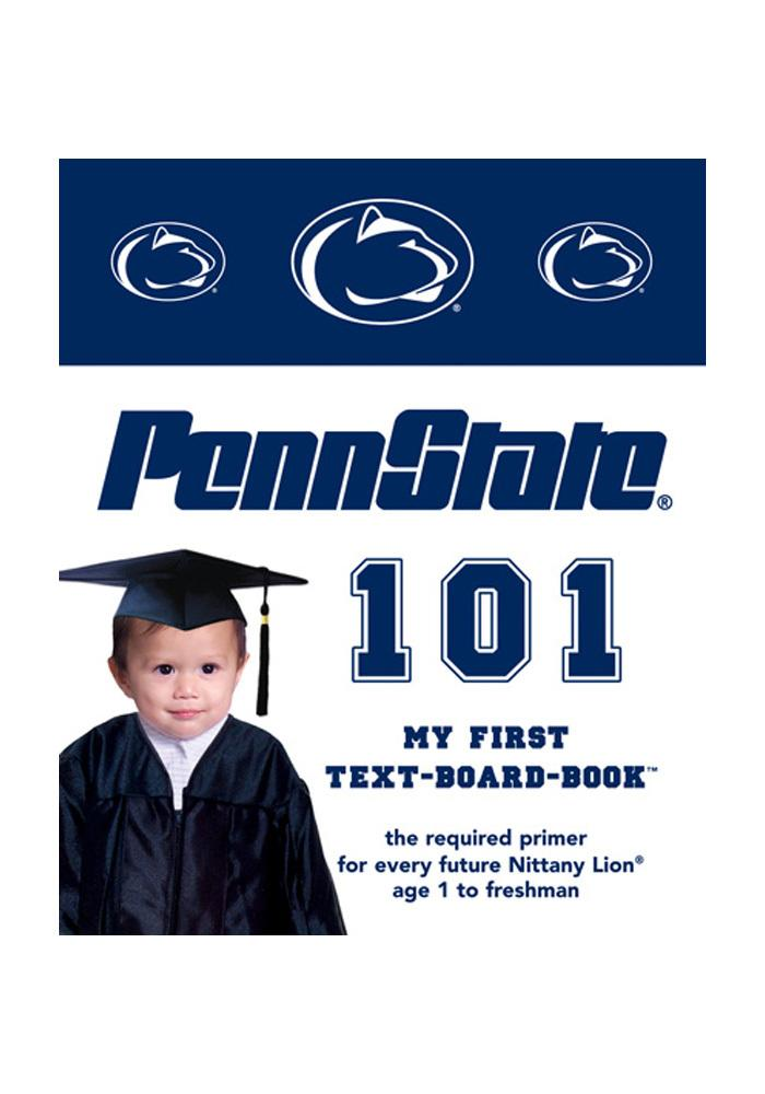 Penn State Nittany Lions 101: My First Text Children's Book - Image 1