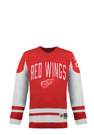 Detroit Red Wings Red Dufferin Fashion Tee