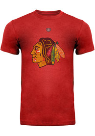 Bobby Hull Chicago Blackhawks Grey Fashion Player Tee