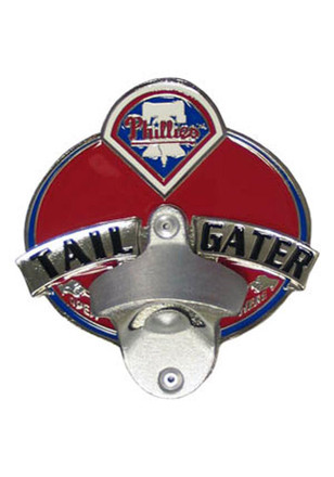 Philadelphia Phillies Tailgater Car Accessory Hitch Cover