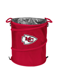 Kansas City Chiefs Trashcan Cooler