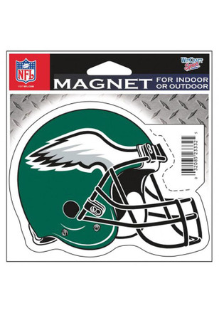 Philadelphia Eagles Die Cut Helmet Magnet