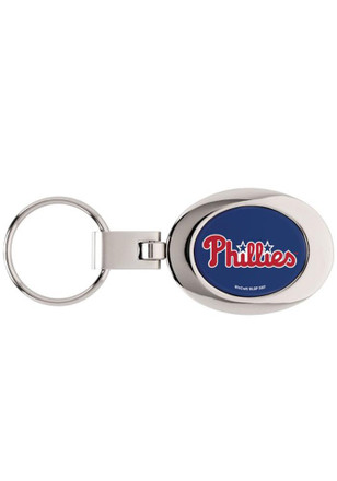 Philadelphia Phillies Domed Keychain