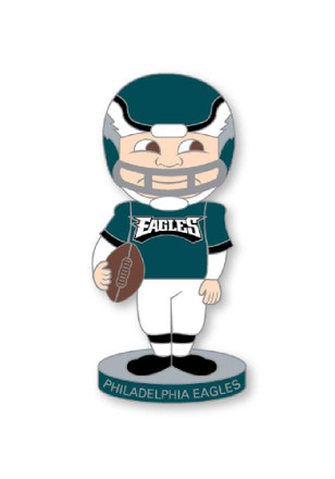 Philadelphia Eagles Bobblehead Pin