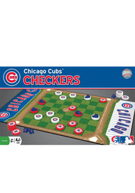 Chicago Cubs Checkers Game