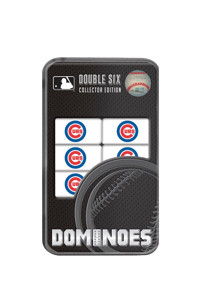 Chicago Cubs Dominoes Game - Image 1