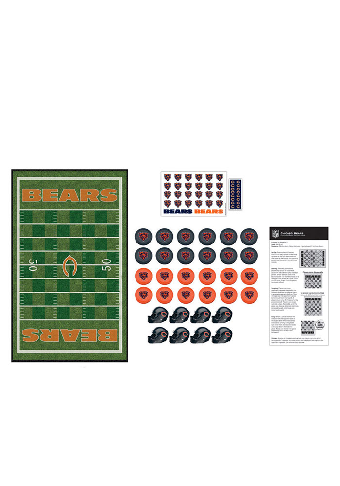 Chicago Bears Checkers Game - Image 2