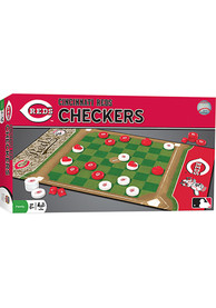 Cincinnati Reds Checkers Game