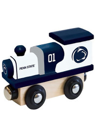 Penn State Nittany Lions Wooden Train