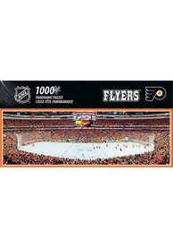 Philadelphia Flyers 1000 Piece Panoramic Puzzle