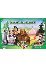Wizard of Oz Emerald City-Opoly Game