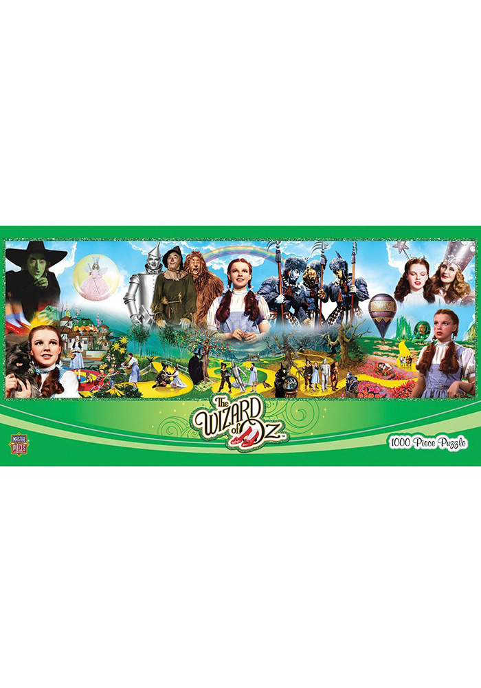 Wizard of Oz 1000 Piece Pano Puzzle - Image 1
