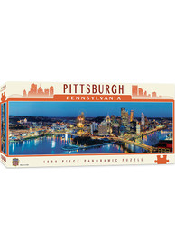 Pittsburgh 1000 Piece Cityscape Pano Puzzle
