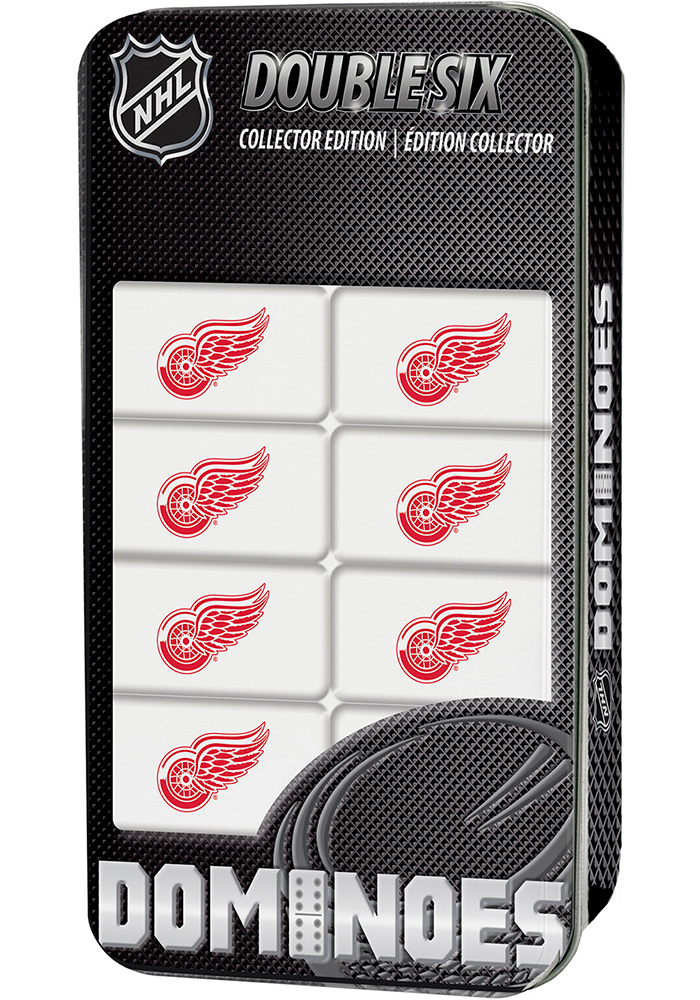 Detroit Red Wings Dominoes Game