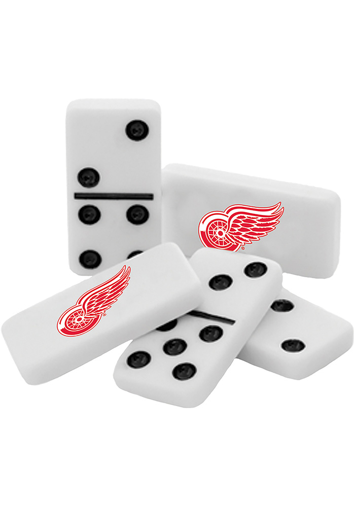 Detroit Red Wings Dominoes Game - Image 2