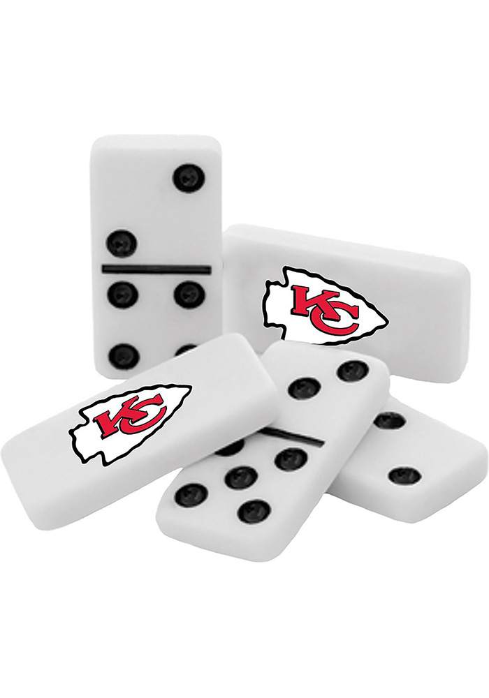 Kansas City Chiefs Collector Edition Dominoes - Image 2
