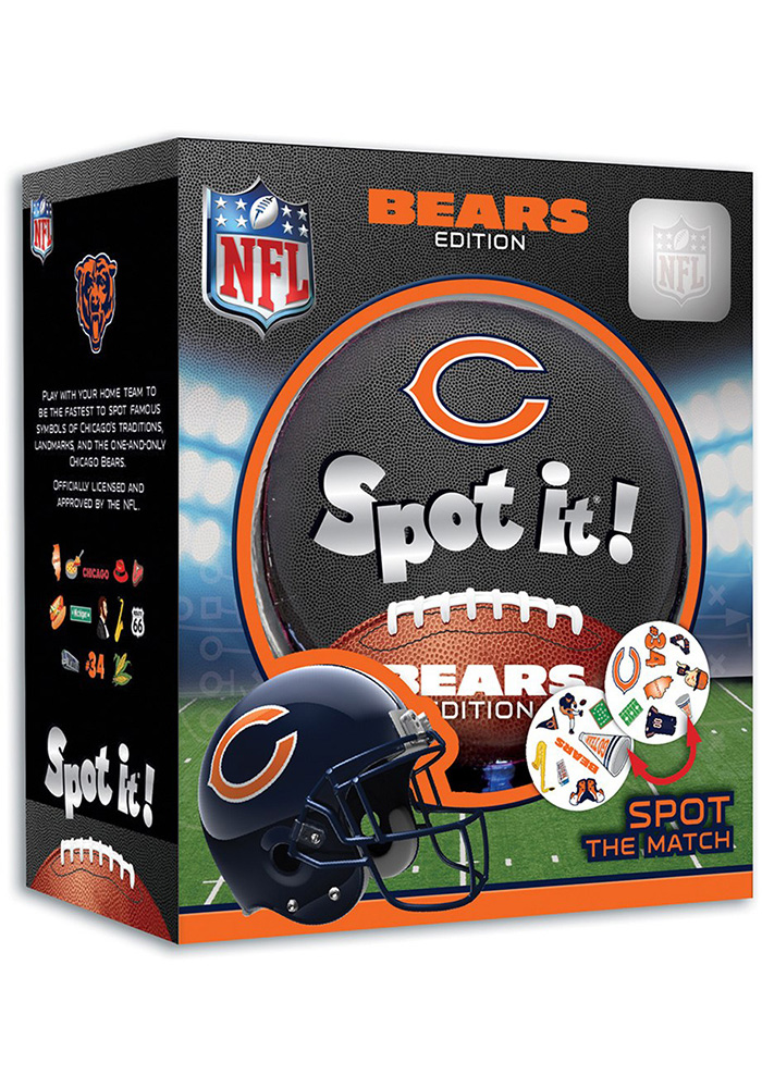 Chicago Bears Spot It! Game - Image 1