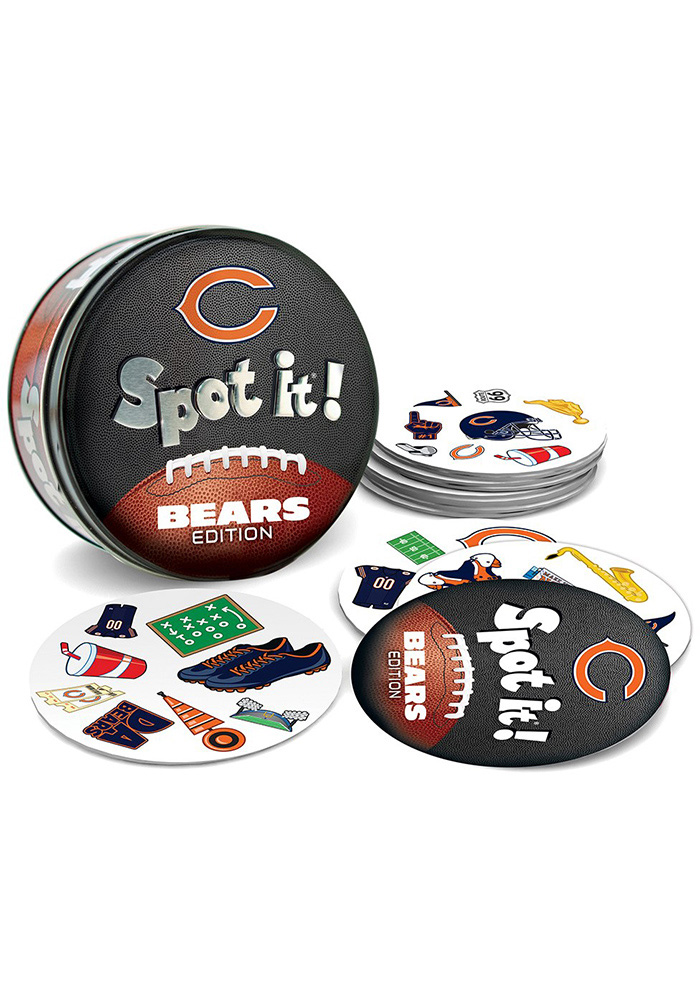 Chicago Bears Spot It! Game - Image 2
