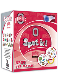 Ohio State Buckeyes Spot It! Game
