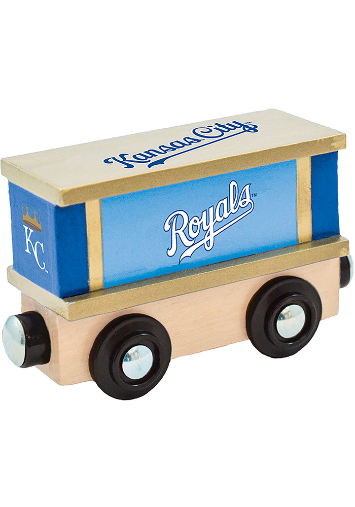 Kansas City Royals Wooden Train - Image 2