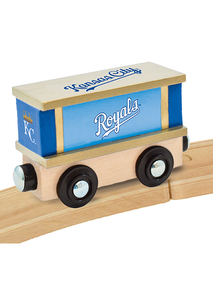 Kansas City Royals Wooden Train - Image 3