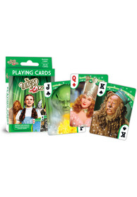 Wizard of Oz Logo Playing Cards